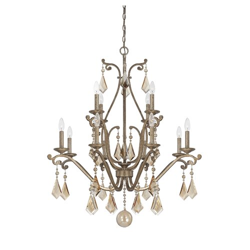 Rothchild 12 Candle Chandelier