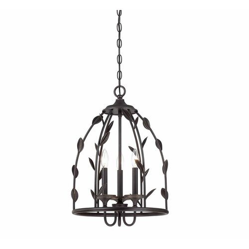 Wildon Home ® Euclid 3 Light Foyer Pendant