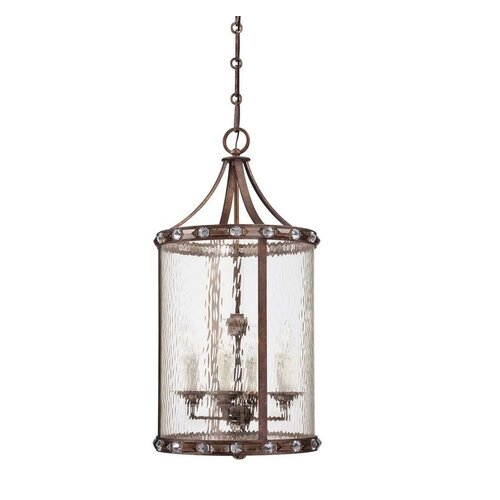 Wildon Home ® Paragon Foyer Lantern