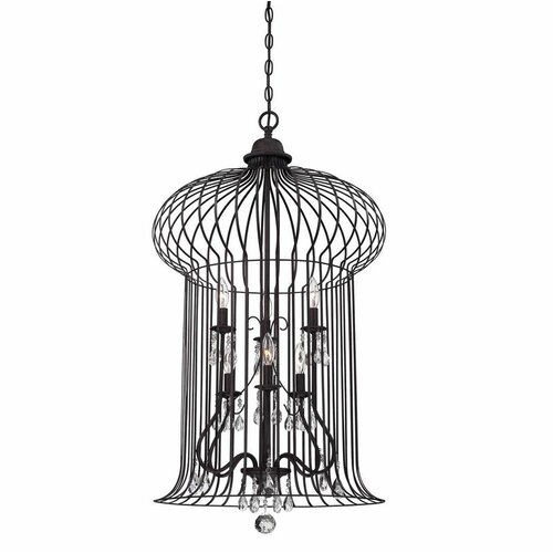 Abagail 6 Light Foyer Pendant