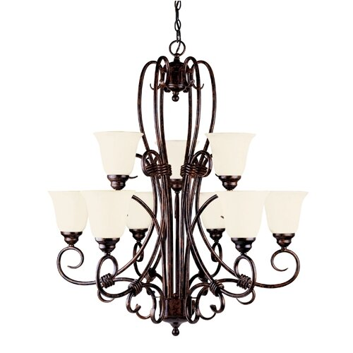 Wildon Home ® Sinclair 9 Light Chandelier
