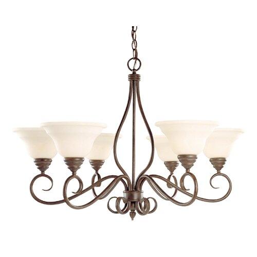 Wildon Home ® Selawik 6 Light Chandelier