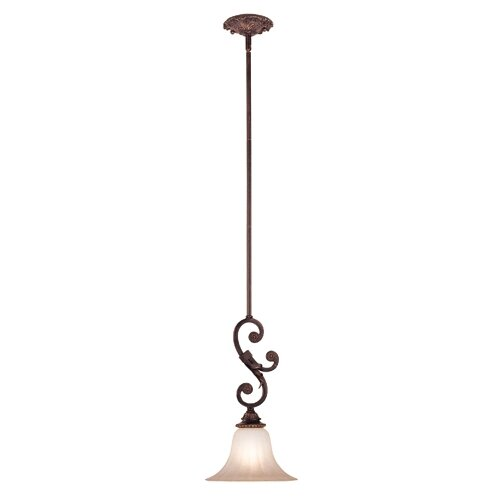 Wildon Home ® Quincy 1 Light Mini Pendant