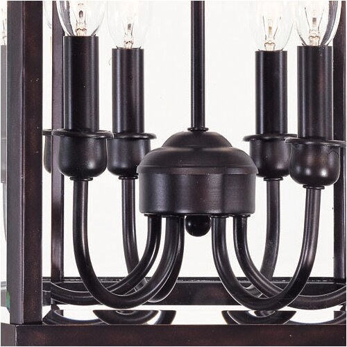 Wildon Home ® 6 Light Foyer Pendant