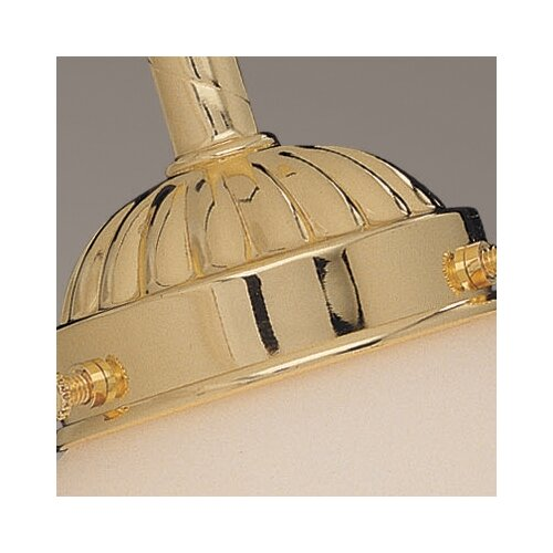 """Wildon Home ® 4.88"""" Glass Ceiling Fan Fitter Shade"""