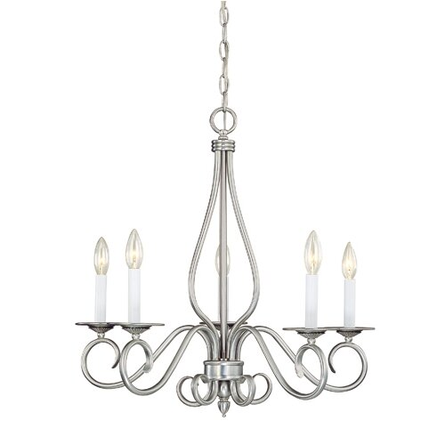 Wildon Home ® Cooney 5 Light Chandelier
