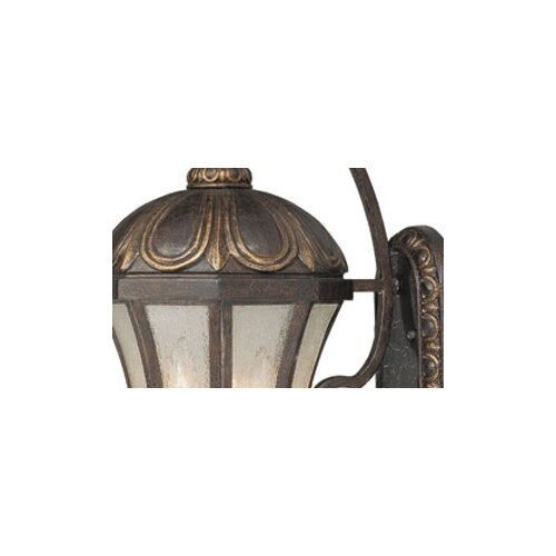 Savoy House Conklin 3 Light Outdoor Wall Lantern