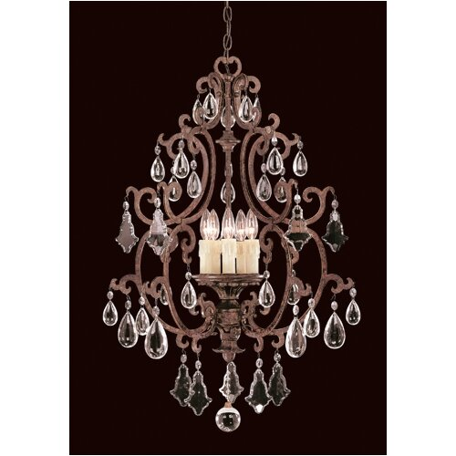 Provenciale 5 Light Mini Chandelier