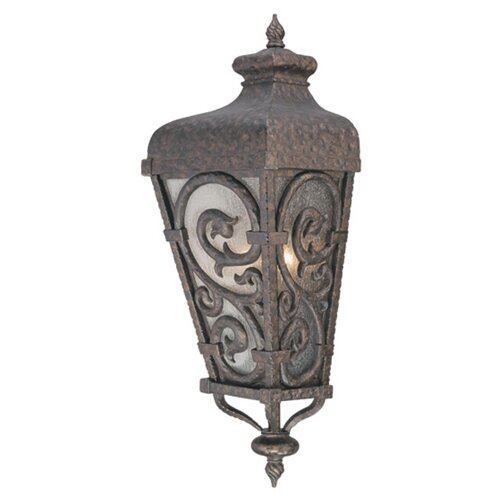 Wildon Home ® Spaniard 2 Light Wall Lantern