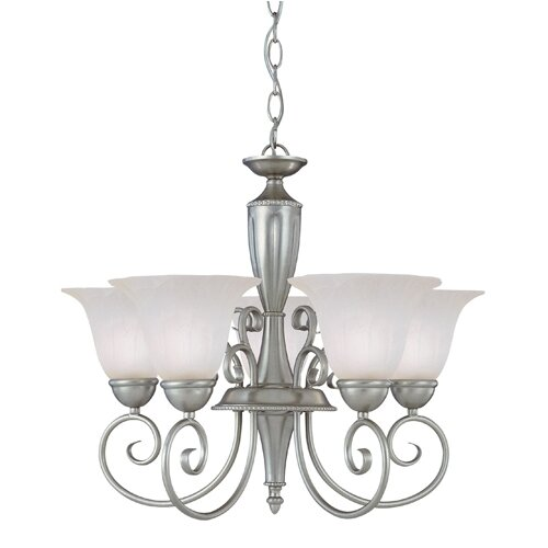 Wildon Home ® Spirit 5 Light ing Chandelier