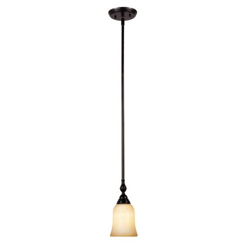 Sutton Place 1 Light Mini Pendant