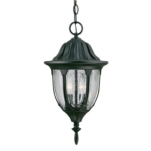 Wildon Home ® Tudor 2 Light Outdoor Hanging Lantern
