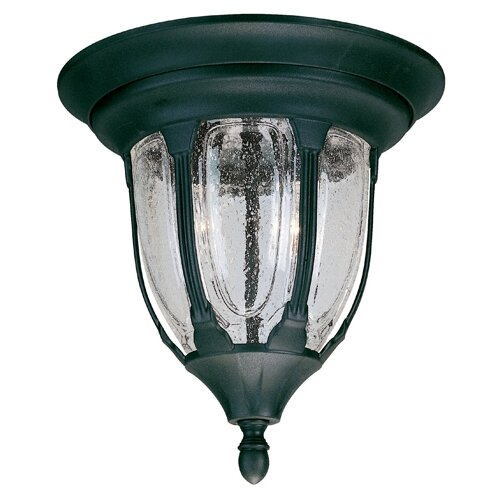 Wildon Home ® Tudor 2 Light Flush Mount