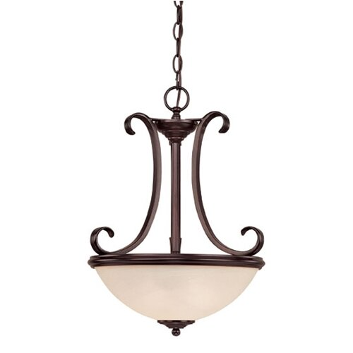 Wildon Home ® Willoughby 2 Light Inverted Pendant