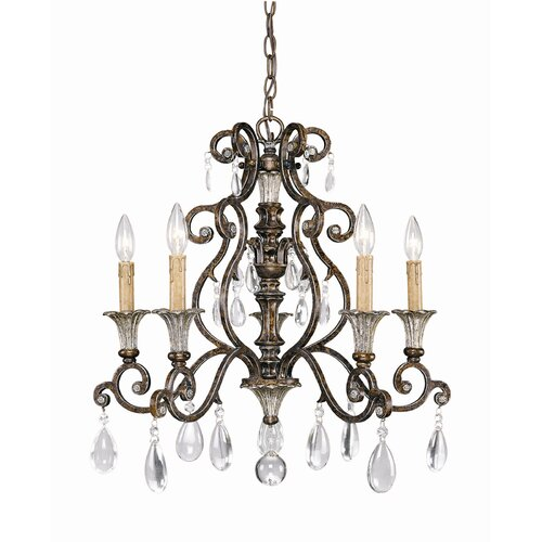 Wildon Home ® Baxter 5 Light Chandelier