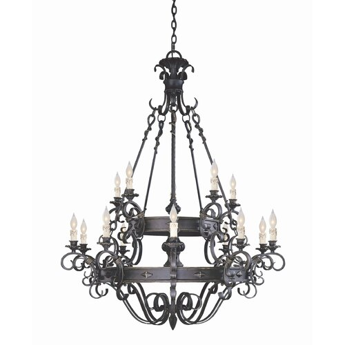Stella 15 Light Chandelier