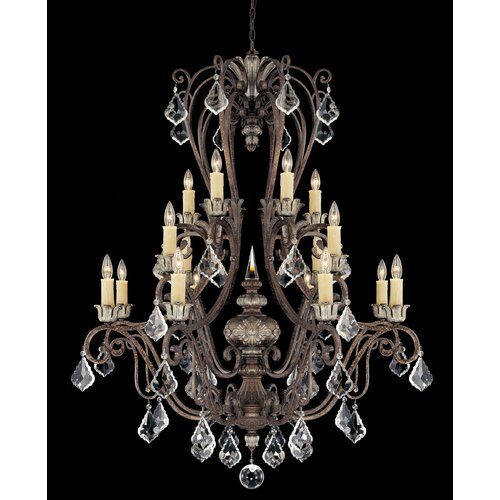 Wildon Home ® Palermo 16 Light Chandelier