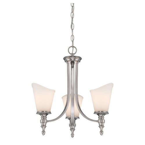Wildon Home ® Sullivan 3 Light Convertible Chandelier