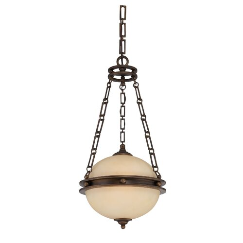 Wildon Home ® Springfield 2 Light Foyer Inverted Pendant