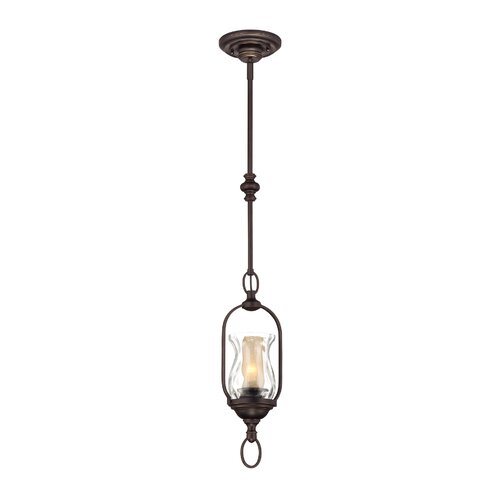 Wildon Home ® Bolmen 1 Light Mini Foyer Pendant