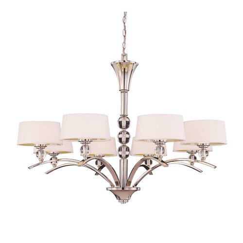 Wildon Home ® Murren 8 Light Chandelier