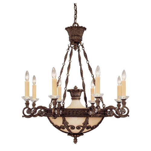 Wildon Home ® Corsica 8 Light Chandelier