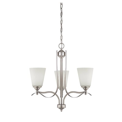 Harker 3 Light Chandelier