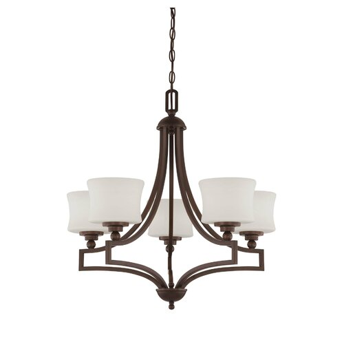 Wildon Home ® Terrell 5 Light Chandelier