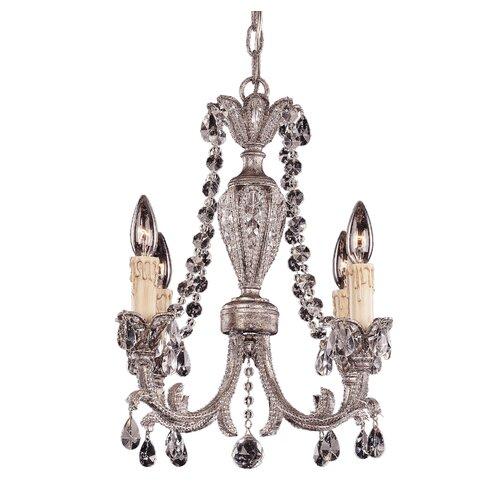 Wildon Home ® 4 Light Mini Chandelier