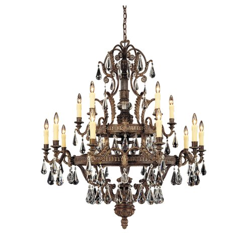 Hansen 15 Light Chandelier