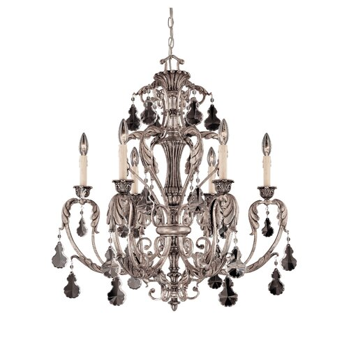 Murphy 6 Light Chandelier
