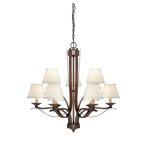 Harker 9 Light Chandelier