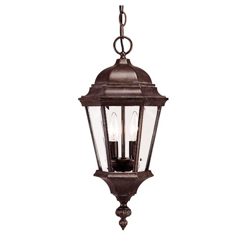 Savoy House Alice 2 Light Outdoor Hanging Lantern
