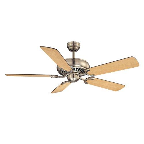 "Wildon Home ® 52"" The Copenhagen 5 Blade Ceiling Fan"