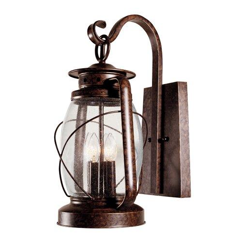 Wildon Home ® Smith Mountain 4 Light Outdoor Wall Lantern