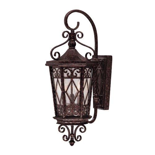Savoy House Crawford 3 Light Outdoor Wall Lantern