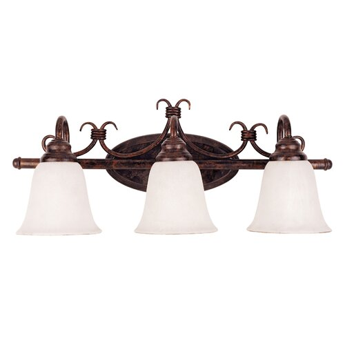 Wildon Home ® Sinclair 3 Light Vanity Light