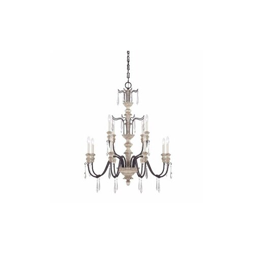 Wildon Home ® Hopkinton 12 Light Chandelier