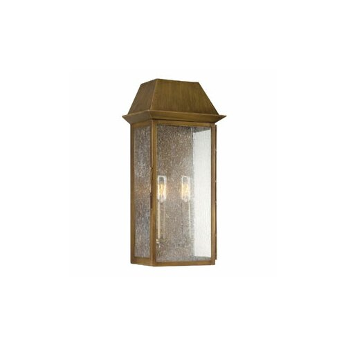 Wildon Home ® Perry 2 Light Outdoor Wall Lighting