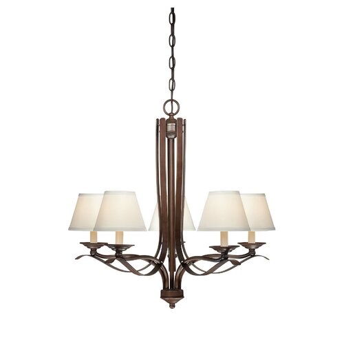 Harker 5 Light Chandelier