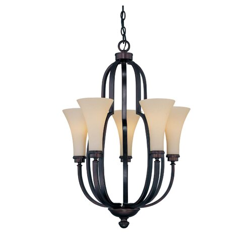 Harney 5 Light Chandelier