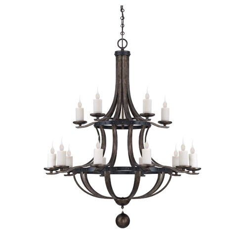 Wildon Home ® Whitcomb 15 Light Chandelier
