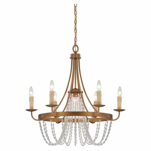 Wildon Home ® Winona 6 Light Chandelier
