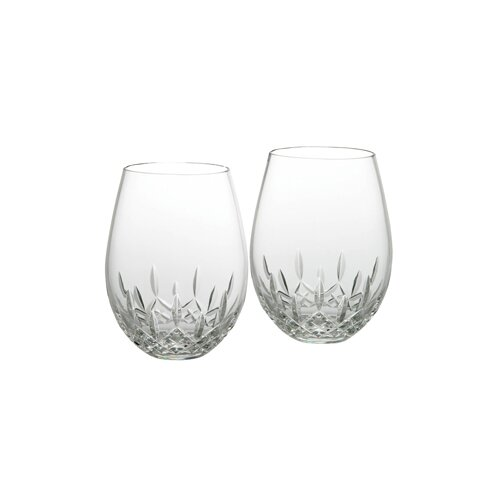 Waterford Lismore Nouveau Stemless Wine Glass