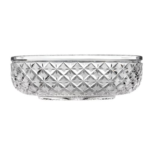Waterford John Connolly Lace Serving Bowl