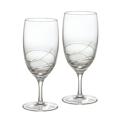 Ballet Ribbon Essence Iced Beverage Glass (Set of 2)
