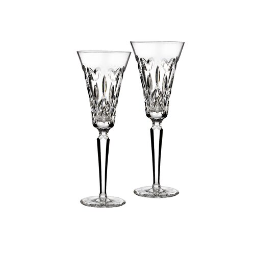 Waterford I Love Lismore Champagne Flute