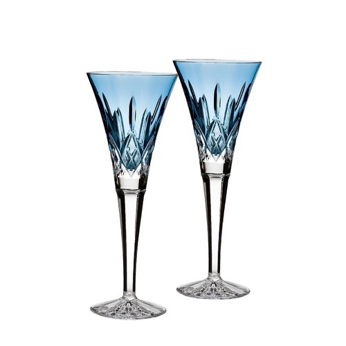 Waterford Lismore Toasting Flute Glass