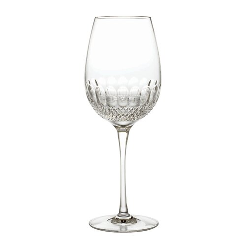 Colleen Essence Goblet and Red Wine Glass