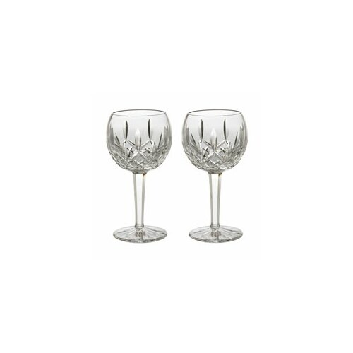 Waterford Lismore Balloon Red Wine Glass